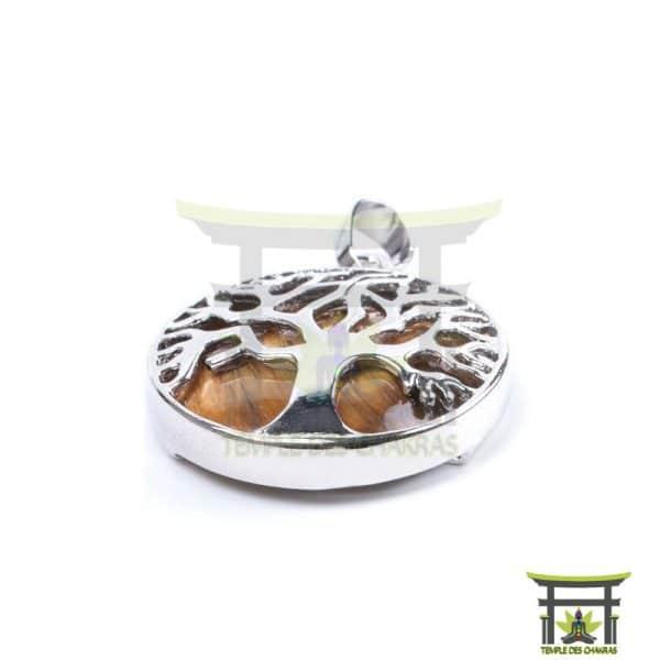 Pendentif-pierre-de-guérison-Arbre-de-vie-oeil-du-tigre-1