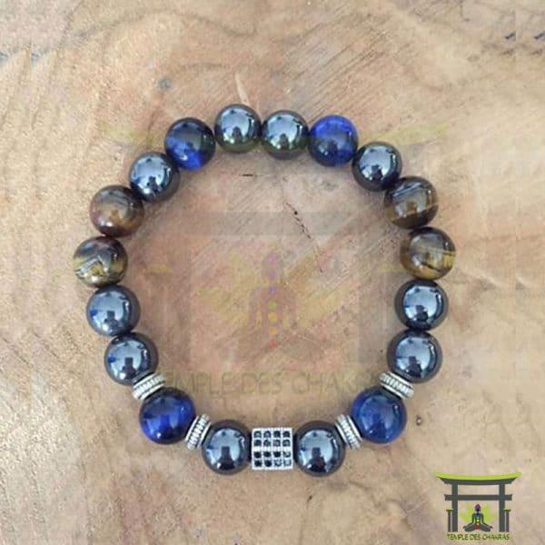bracelet-personnalise-oeil-de-tigre-bleu-hematite-oeil-de-tigre