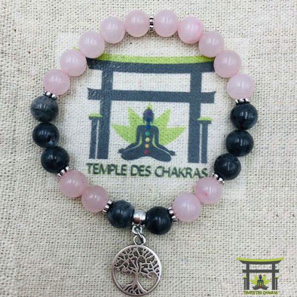 bracelet-personnalise-quartz-rose-labradorite-arbre-de-vie