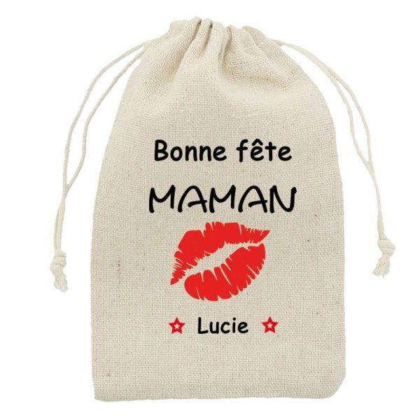 pochon-bonne-fete-maman-bisous