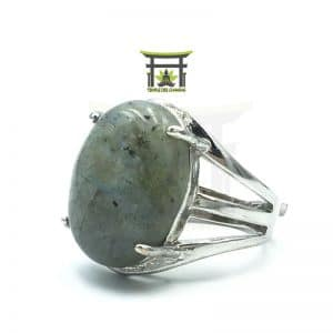 Bague De Protection En Labradorite