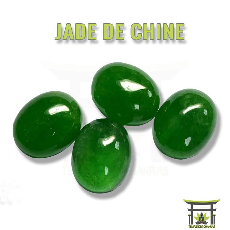 Pierre naturelle Jade de Chine