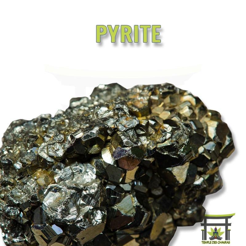 Pierre naturelle Pyrite