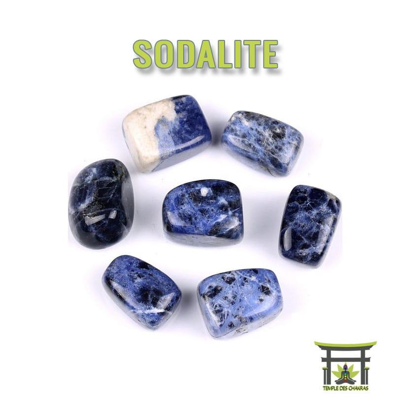 Pierre naturelle Sodalite