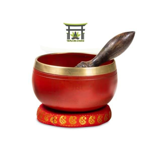 Bol tibétain chakra racine